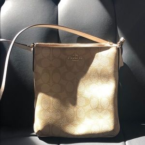 COACH crossbody/messenger bag